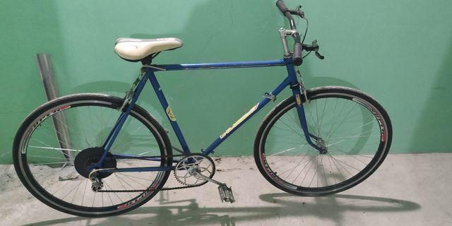 Велосипед спутник хвз