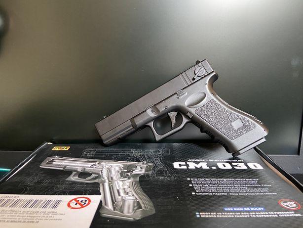 Pistola Airsoft Glock 18 Cyma AEP
