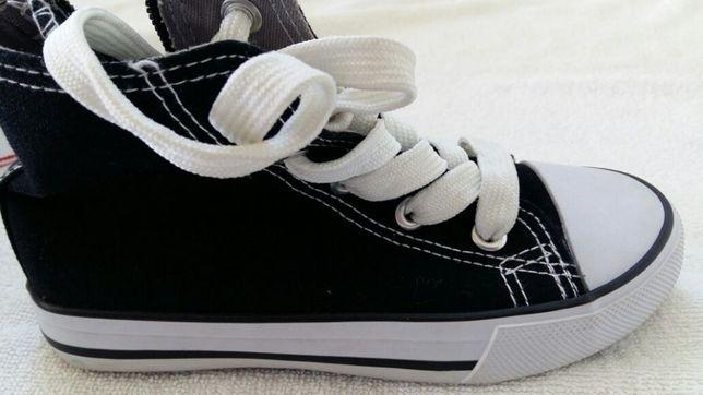 trampki wsuwane buty sportowe j. H&M Reserved 27 28 29