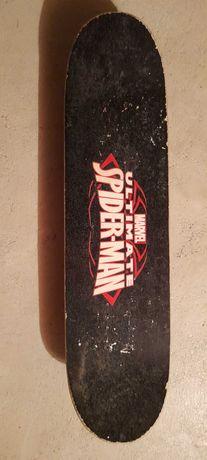 Skate Spider Man