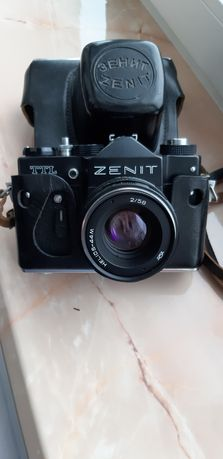 Продам фотоаппаратЗенит ТТЛ