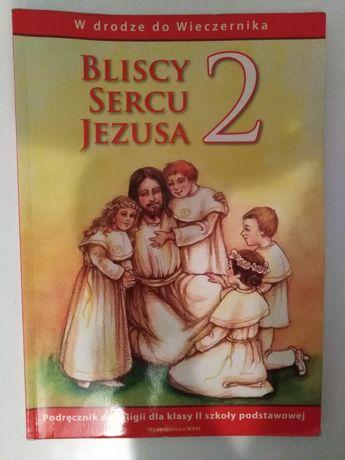 Bliscy sercu Jezusa 2 - podręcznik