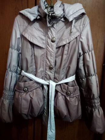Куртка,осень, рост 140 см