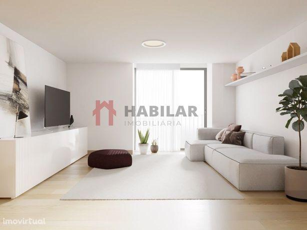 Apartamento T2 c/Terraço – Gaia