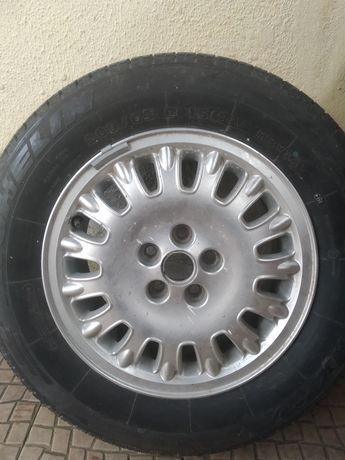 Jante 15 + pneu 205/65/15