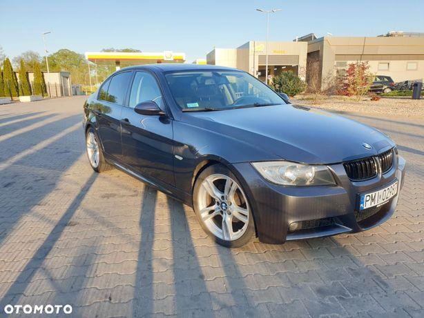 BMW Seria 3 BMW E90 M pakiet Sedan 320d 163KM