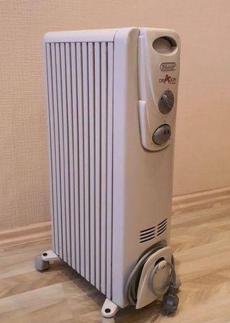Итальянский масляный радиатор обогреватель Delonghi Dragon two