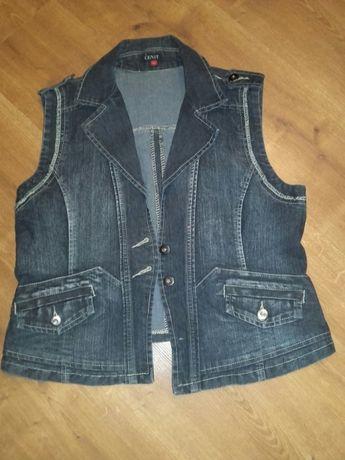 Kamizelka jeans L