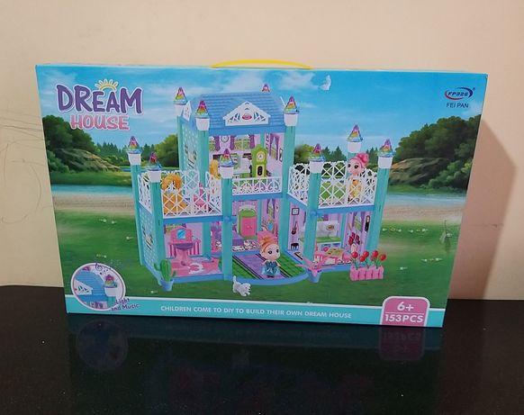 Кукольный домик дом для куклы
