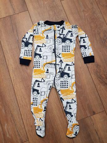 Pajac piżama rozmiar 74