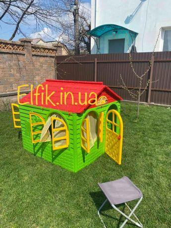 Детский садовый игровой Домик 129-129120см DOLONI