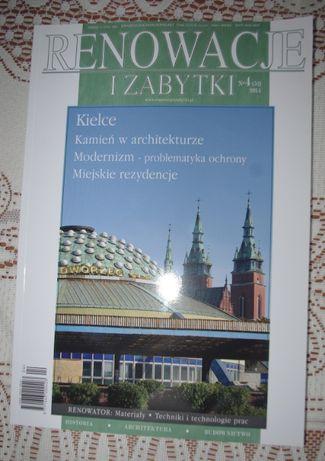 NOWE - Renowacje i Zabytki - 4/2014 Kielce