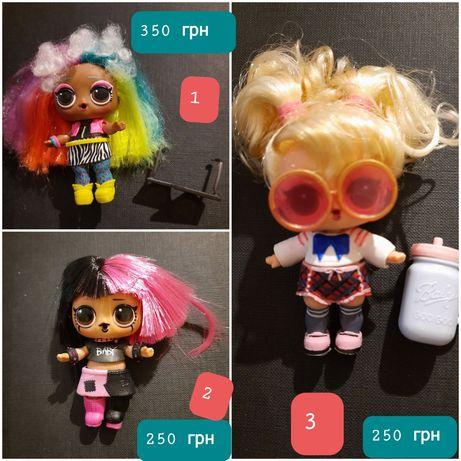 Куклы лол оригинал