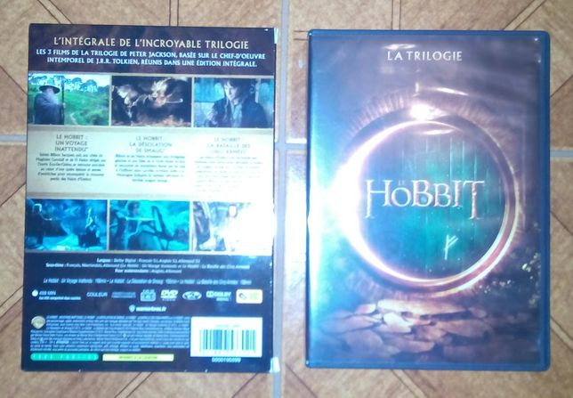 A triologia o Hobbit / Underworld / Two weeks notice