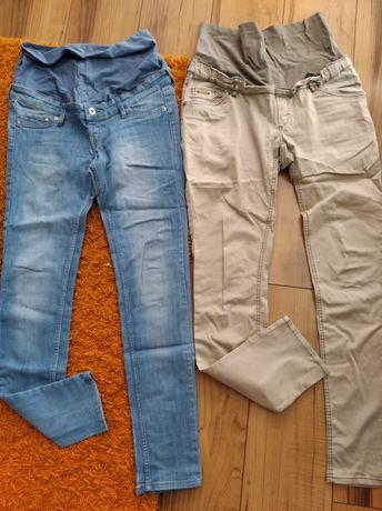 Spodnie ciążowe L 40.