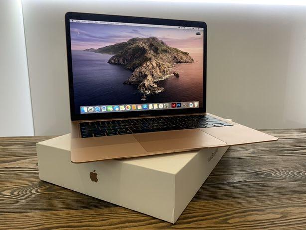 """MacBook Air 2019 13"""" Gold 8/120gb Магазин гарантия рассрочка"""