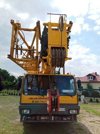 Dźwig  LIEBHERR LTM 1050/1 50 TON