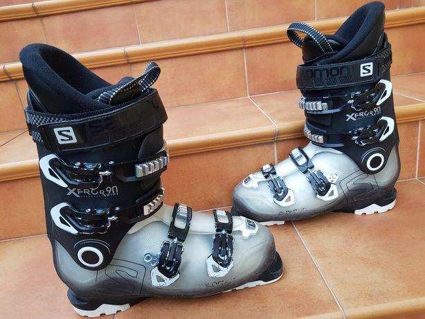 Buty narciarskie Salomon rozm. 27 X Pro r90 Wide