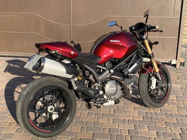 Ducati monster 2012р