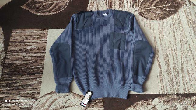 Sweter Oficerski Wojsk Lotniczych wz. 528 / MON stalowy