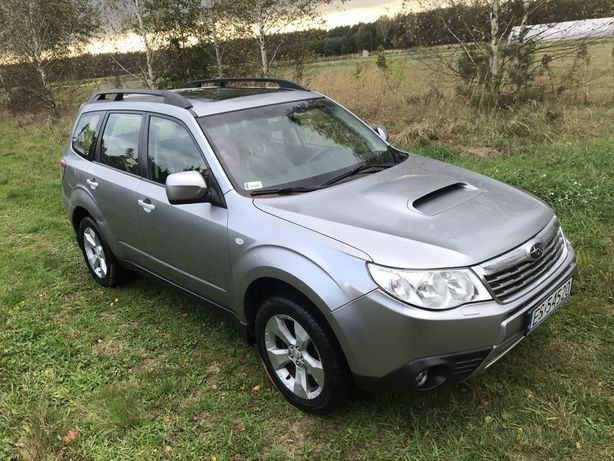 Forester 3.0 H6