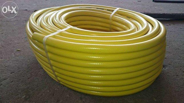 wąż żółty techniczny 12,5x3mm 17 bar
