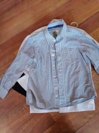 Рубашка на 5 лет р. 110 см