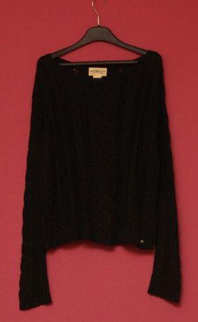 Polo Ralph Lauren рр M (S бирка) оверсайзовый свитер с вкраплениями