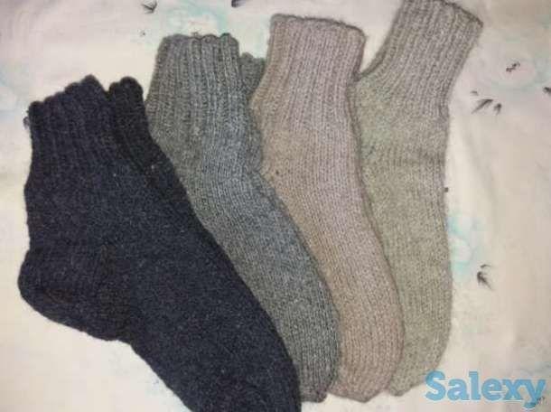Носки вязаные ручной работы