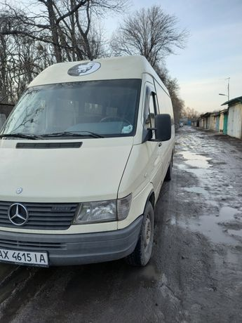 Срочно Mercedes sprinter 312 tdi пассажир