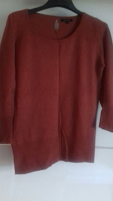 Bluzka sweterek sweter damski r. S jak nowy