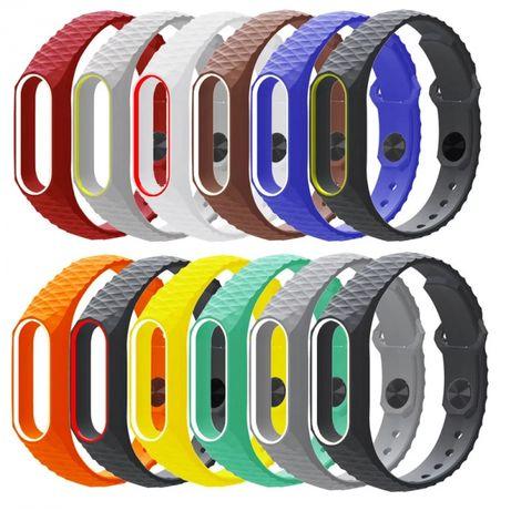 Bracelete Mi Band 2 com fecho por dentro