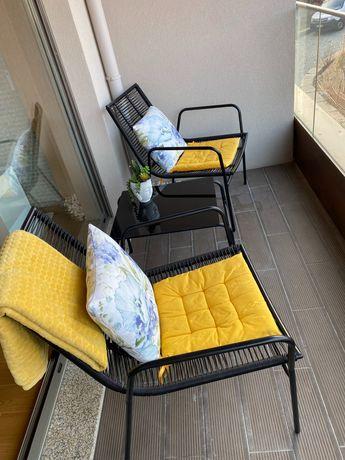 Cadeira + Mesa Jardim