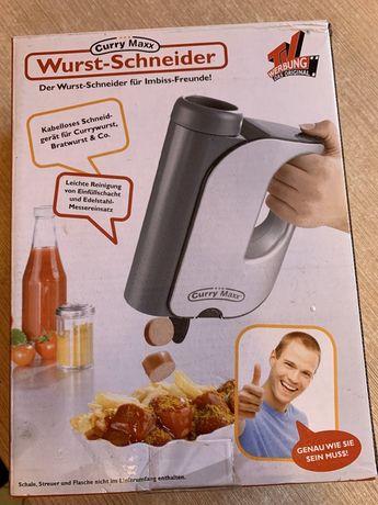 Urządzenie do cięcia kiełbasy parówek Curry Maxx nowe