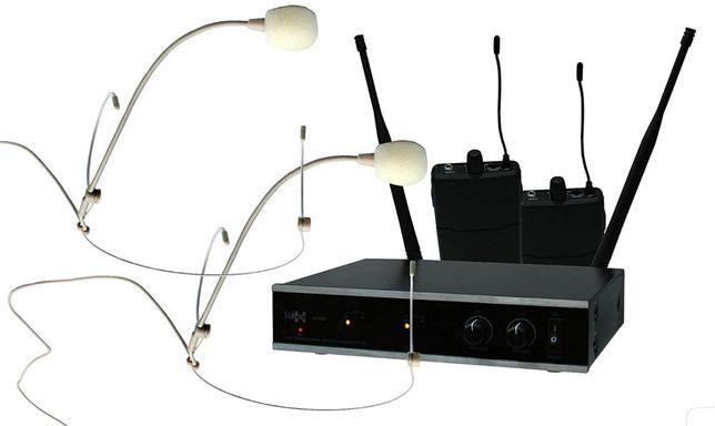 Zestaw mikrofonów nagłownych E-Lektron IU-2082U