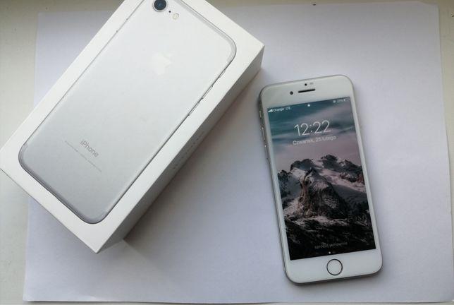 Apple iPhone 7 32 GB - Bez blokad! Stan idealny!