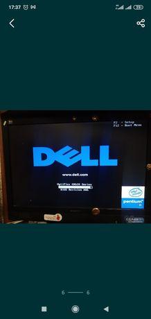 Системный блок dell gx620 +  монитор