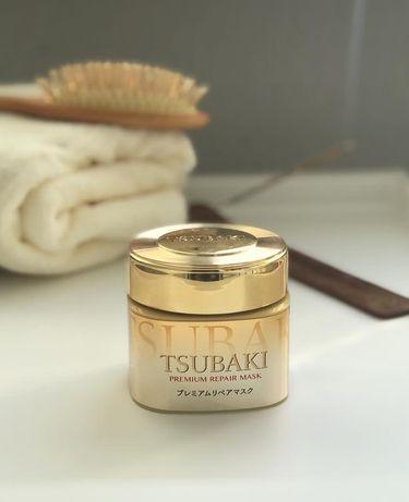 Shiseido tsubaki premium repair mask – восстанавливающая маска для вол