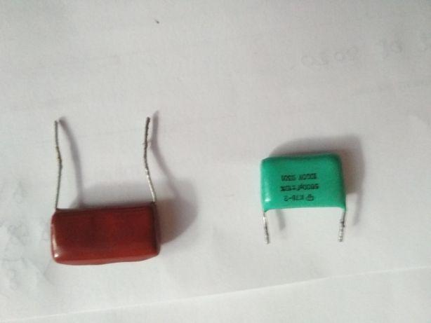 Конденсаторы пленочные К78-2 . СВВ-81