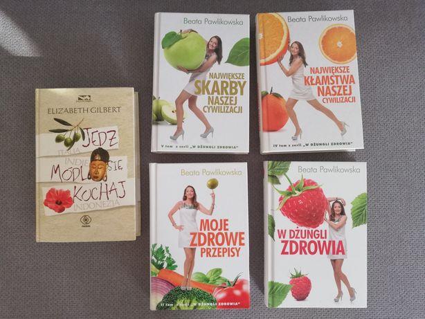 Książki Beaty Pawlikowskiej 5 sztuk