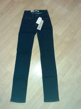 Jeansy Levi's rozmiar 24x32