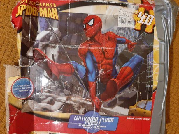 Oddam puzzle Spiderman 3d