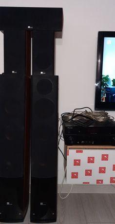 Zestaw stereo Pioneer VSX-519V, Pure acoustics NY 11215