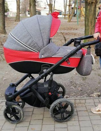 Продам коляску після однієї дитини.