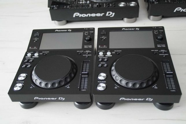 2 x Pioneer XDJ 700 Gwarancja Skup Zamiana 1000 CDJ 850/900/2000