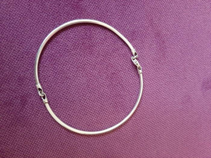 Bransoletka srebrna Bytom - image 1