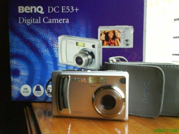 "Máquina fotográfica digital ""Benq"""