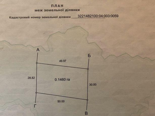 Земельна ділянка в с. Діброва, Диброва.