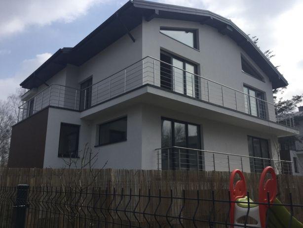 Balustrada Balkonowa Tarasowa Schody Ze Stali Nierdzewnej