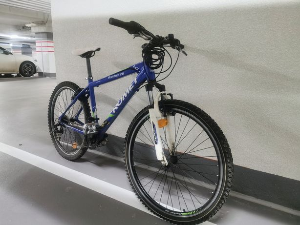 Rower Górski MTB ROMET Rambler 1 26 Shimano